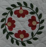 101514P_Pennyslvania Dutch Bride's Quilt-reproduction-closeup