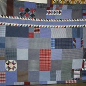 (Show & Share) Check out the back of this quilt!