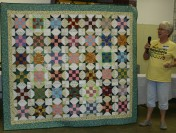 """(Show & Share) """"Sisters Choice""""--BH free pattern"""