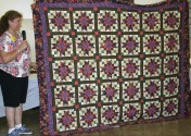 """(Show & Share) """"Jared Takes a Wife""""--BH free pattern"""
