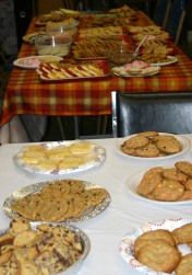 (Trunk Show) Look at the cookies!!