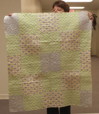 Another of Debbie's quilts.