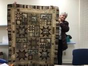 Kathy Krog shares her gorgeous star quilt!