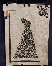 1st: Alice Allinson (The Dress)