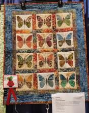 2nd: Andrea O'Brien (Little Butterflies)