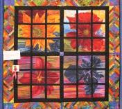 2nd: Susan Chidester (Window Flowers)