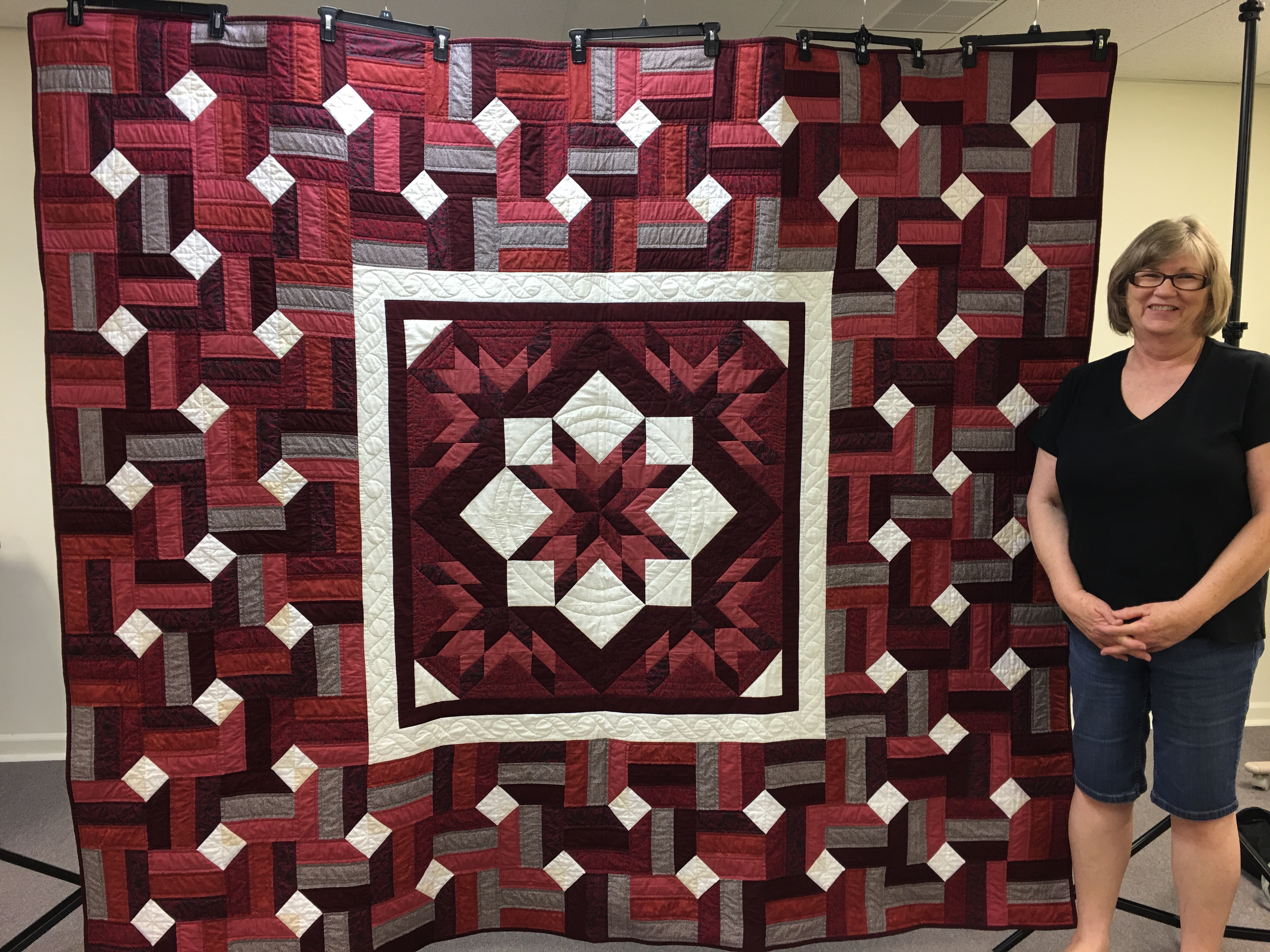 sherris longsmith quilt smith custom cottage quilts b