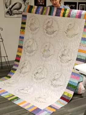 Amanda Moots - embroidered ladies
