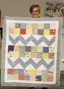 Kim Sampson - Linus quilt
